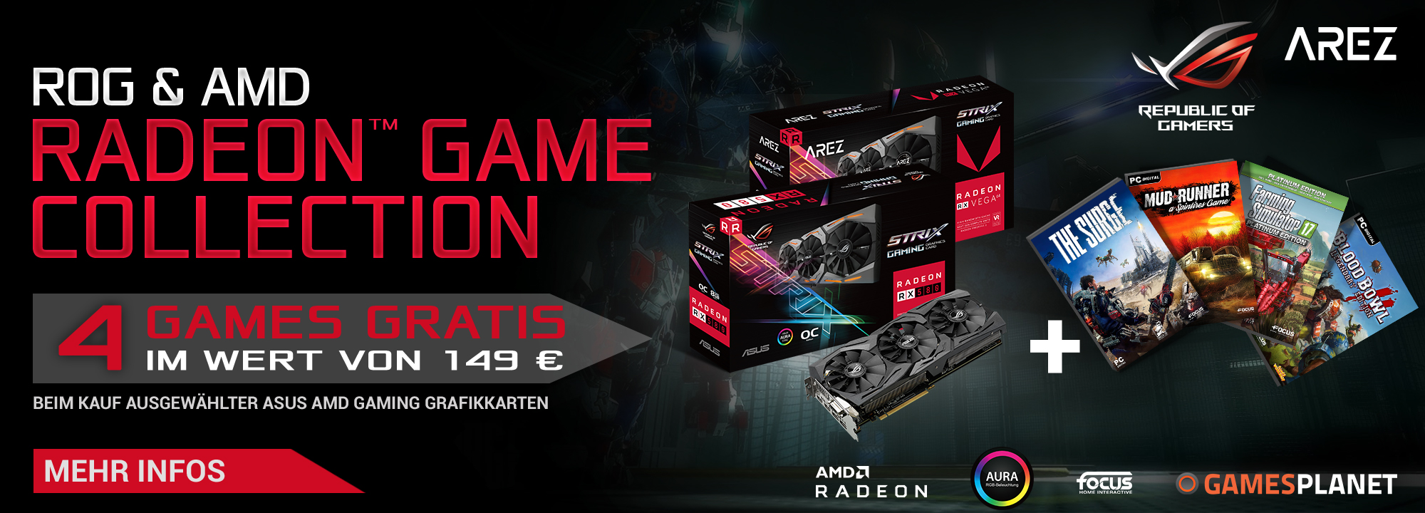 Radeon Games Collection
