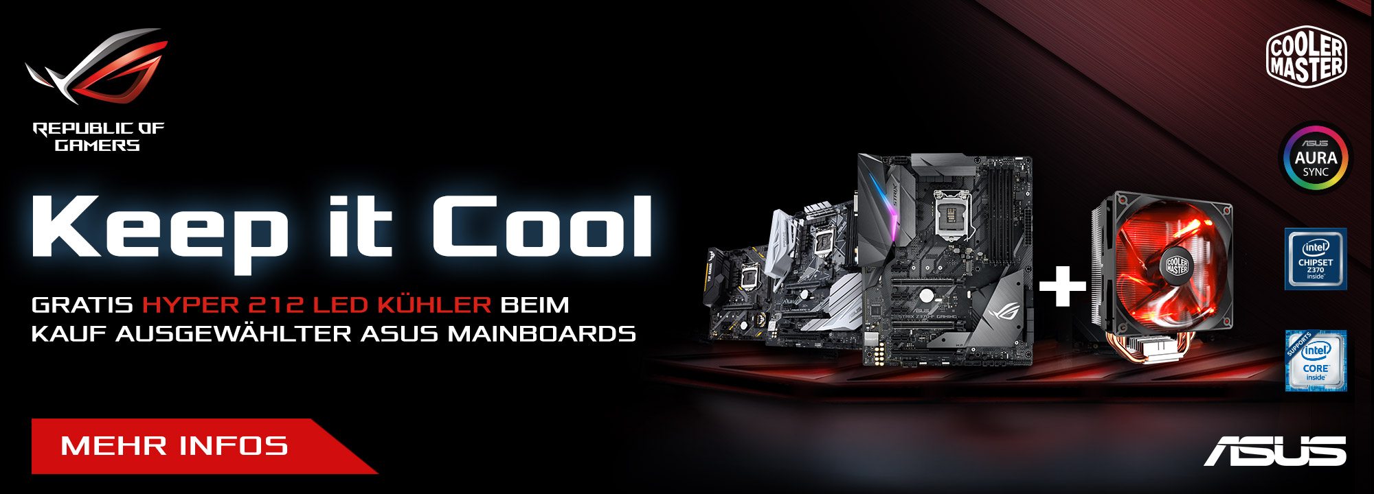 Coolermaster Bundle