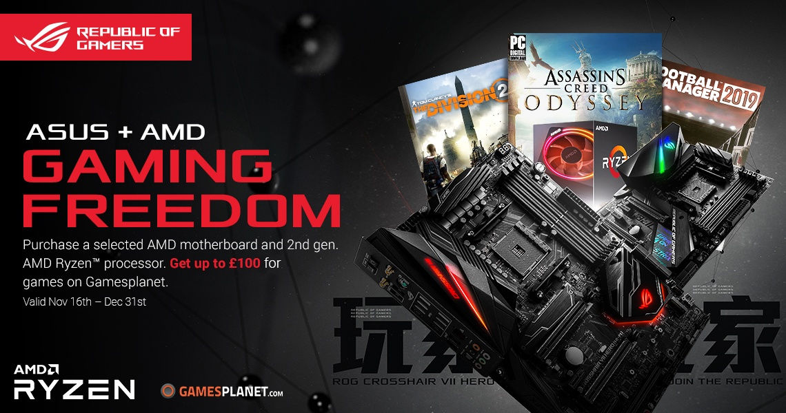 Gaming Freedom Promotion