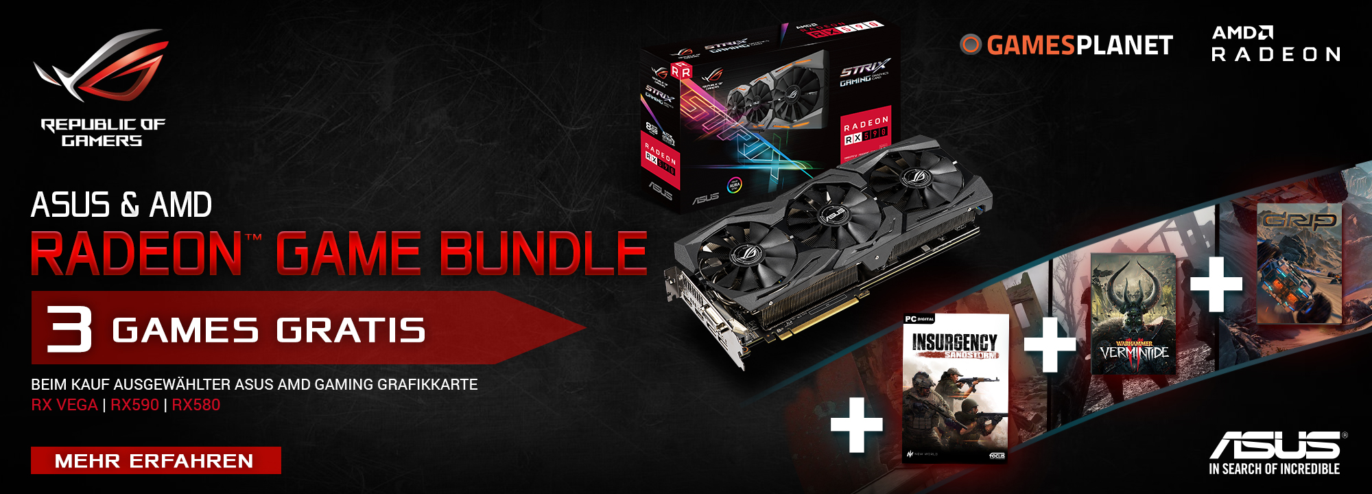 Radeon Game Collection III