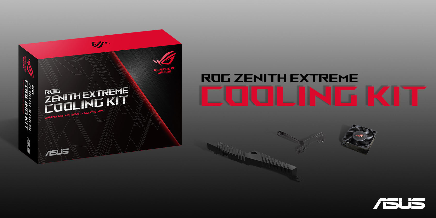Zenith Extreme Cooling Kit