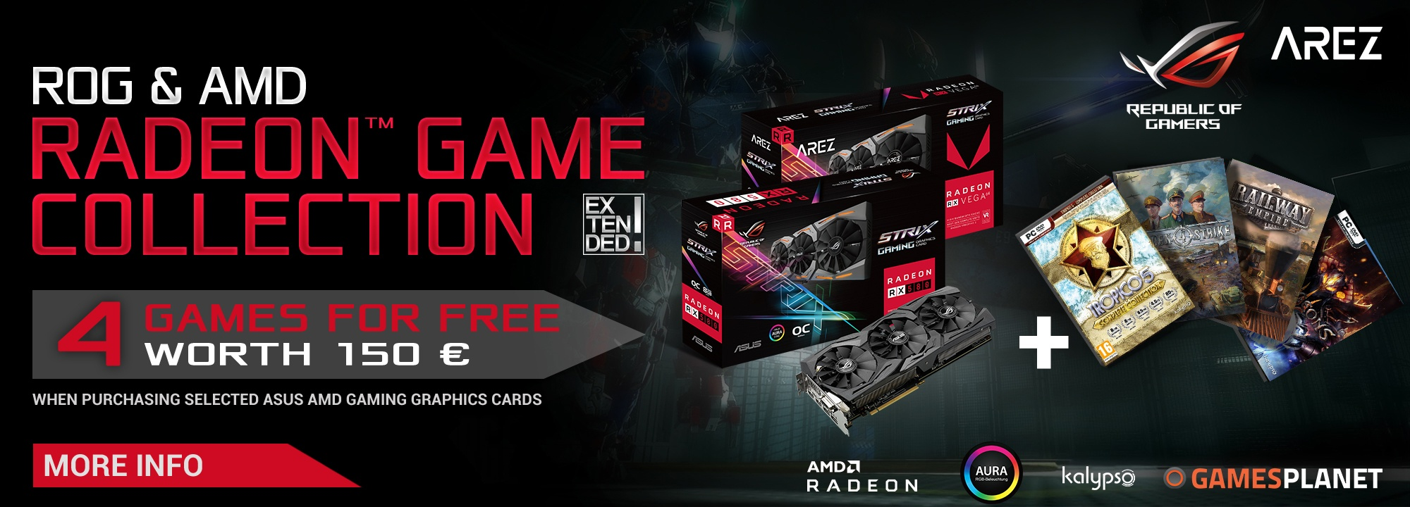 Radeon Game Collection - Extended