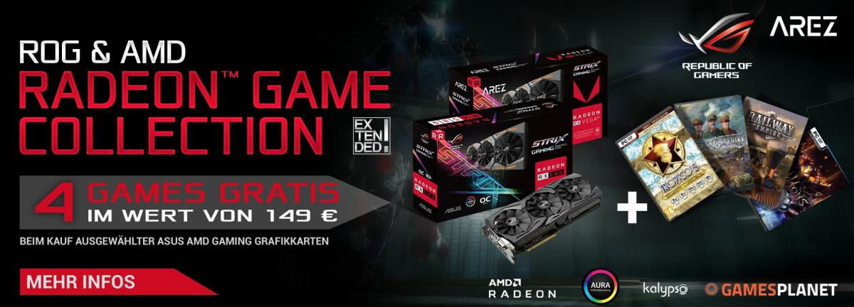 Radeon Games Collection Extended